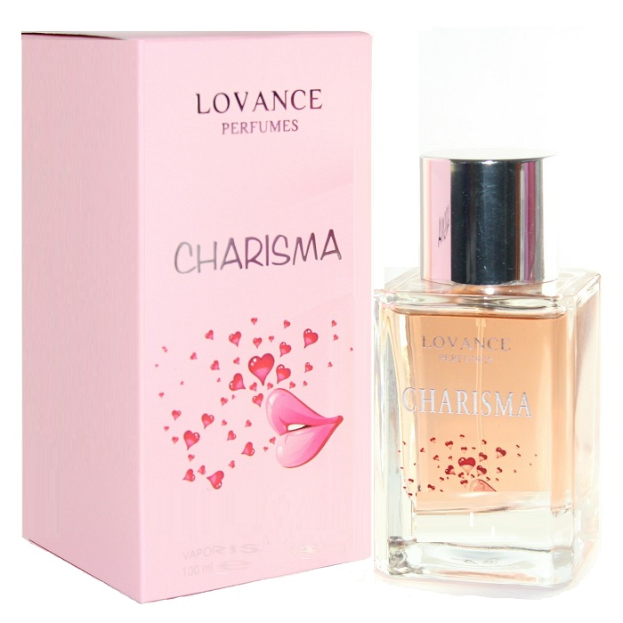 Charisma Perfume by Lovance 3.4oz Eau De Parfum Spray for women